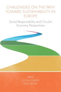 Jacket image for Challenges On the Path Towards Sustainability in Europe
