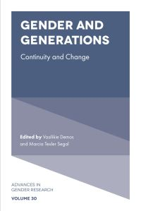 Jacket image for Gender and Generations