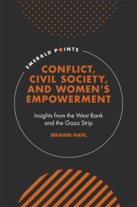 Jacket image for Conflict, Civil Society, and Women's Empowerment