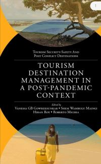 Jacket image for Tourism Destination Management in a Post-Pandemic Context