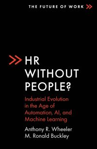 Jacket image for HR Without People?