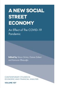Jacket image for A New Social Street Economy
