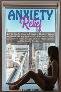 Jacket Image For: Anxiety Relief