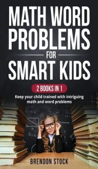Jacket Image For: Math Word Problems For Smart Kids