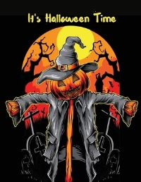 Jacket Image For: It's Halloween Time