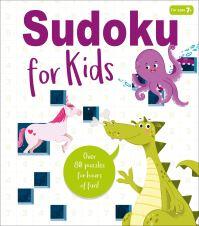 Jacket Image For: Sudoku for Kids