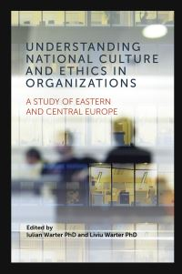 Jacket image for Understanding National Culture and Ethics in Organizations
