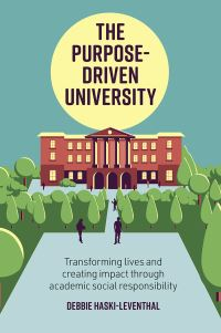 Jacket image for The Purpose Driven University