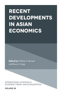 Jacket image for Advanced Issues in the Economics of Emerging Markets