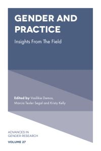 Jacket image for Gender and Practice