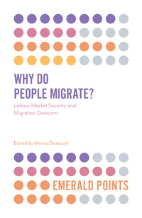 Jacket image for Why Do People Migrate?