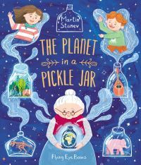 Jacket Image For: The planet in a pickle jar