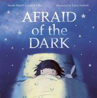 Jacket Image For: Afraid of the dark