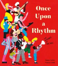 Jacket Image For: Once upon a rhythm