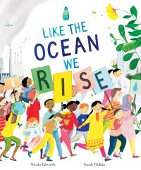 Jacket Image For: Like the ocean we rise
