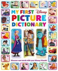 Jacket Image For: Disney My First Picture Dictionary