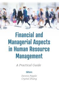 Jacket image for Financial and Managerial Aspects in HRM