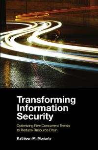 Jacket image for Transforming Information Security