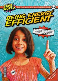 Jacket Image For: Being energy efficient
