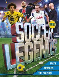 Jacket Image For: Soccer Legends 2022