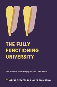 Jacket image for The Fully Functioning University