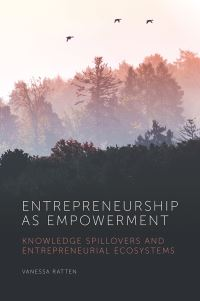 Jacket image for Entrepreneurship as Empowerment