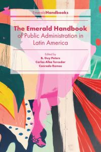 Jacket image for The Handbook of Public Administration in Latin America