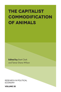 Jacket image for The Capitalist Commodification of Animals