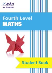Jacket Image For: CfE maths. Fourth level