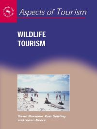 Jacket Image For: Wildlife Tourism