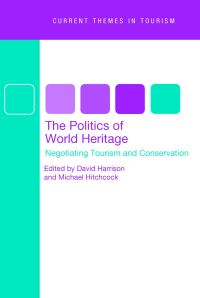Jacket Image For: The Politics of World Heritage