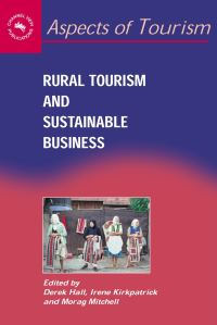 Jacket Image For: Rural Tourism and Sustainable Business