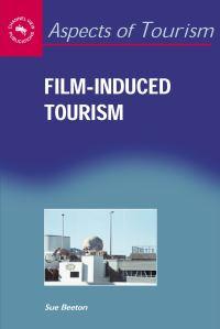 Jacket Image For: Film-Induced Tourism