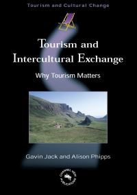 Jacket Image For: Tourism and Intercultural Exchange