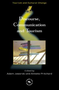 Jacket Image For: Discourse, Communication and Tourism