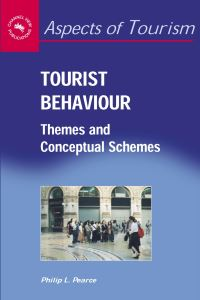 Jacket Image For: Tourist Behaviour