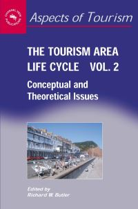 Jacket Image For: The Tourism Area Life Cycle, Vol.2