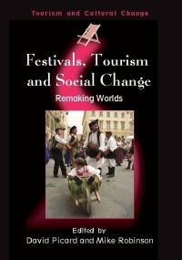 Jacket Image For: Festivals, Tourism and Social Change