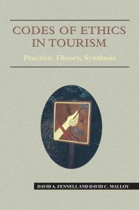 Jacket Image For: Codes of Ethics in Tourism