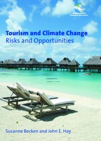Jacket Image For: Tourism and Climate Change