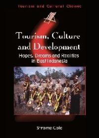 Jacket Image For: Tourism, Culture and Development