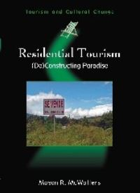 Jacket Image For: Residential Tourism