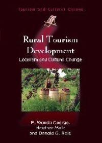Jacket Image For: Rural Tourism Development