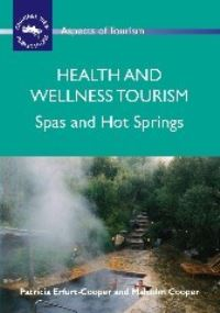 Jacket Image For: Health and Wellness Tourism