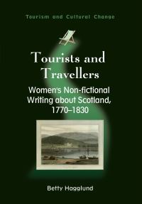 Jacket Image For: Tourists and Travellers