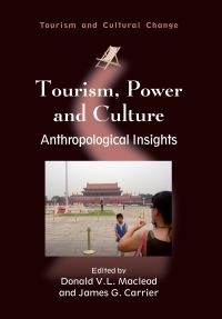 Jacket Image For: Tourism, Power and Culture