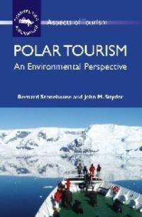 Jacket Image For: Polar Tourism