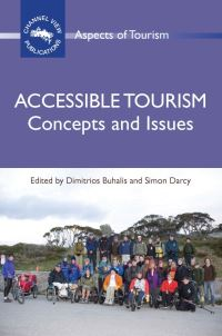 Jacket Image For: Accessible Tourism