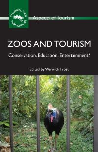 Jacket Image For: Zoos and Tourism