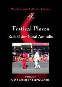Jacket Image For: Festival Places